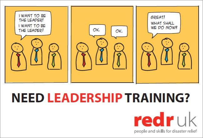 Need leadership training?