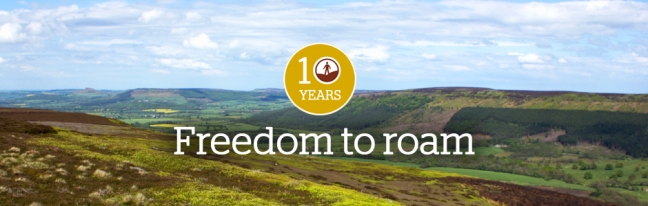 10 years freedom to roam copy